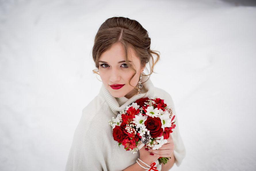 Фото 5999989 в коллекции Портфолио - Визажист-стилист Оксана Лисачева
