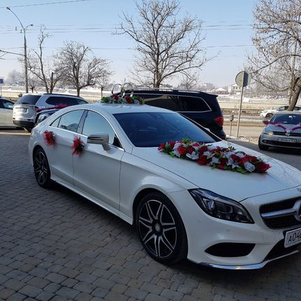 Аренда Мерседес CLS