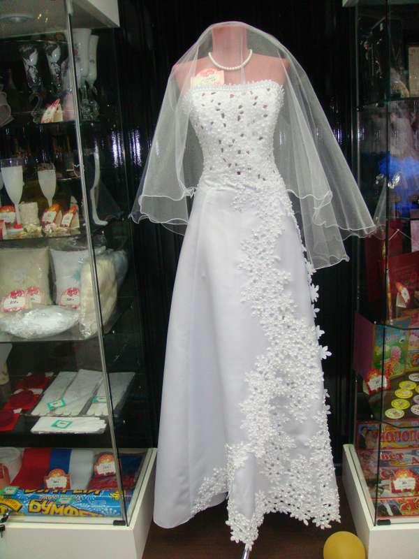 Фото 741775 в коллекции Свадебные платья - Первый свадебный салон в Белореченске