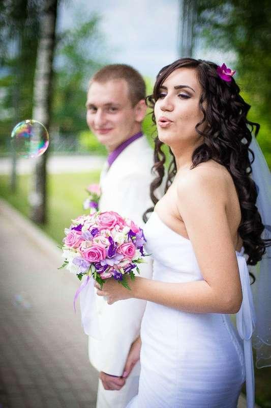 Фото 6024857 в коллекции Свадебные фото - Репортажный Фотограф Евгения Анисимова