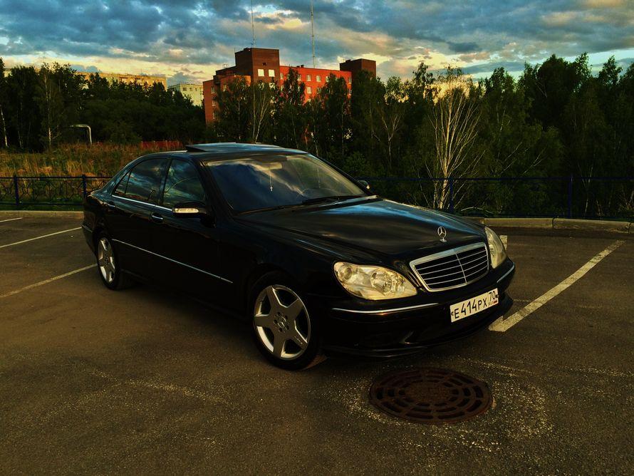 Фото 6050187 в коллекции S500 - Прокат Mercedes-Benz  S500