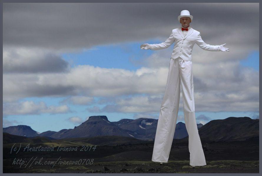 Фото 6060125 в коллекции ХОДУЛИСТЫ (костюмы) - Творческий коллектив Огни большого города