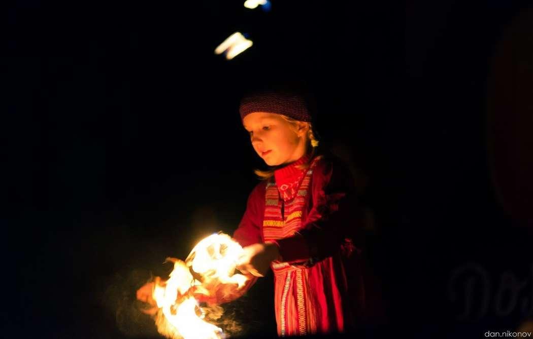 Фото 6060415 в коллекции Огненное (фаер) шоу - Творческий коллектив Огни большого города