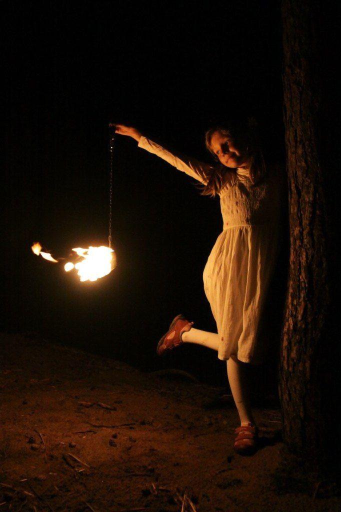 Фото 6060431 в коллекции Огненное (фаер) шоу - Творческий коллектив Огни большого города