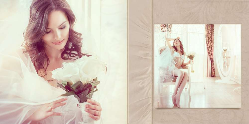 Фото 1913697 в коллекции фотокнига Юлия и Игорь - Фотостудия Батурина Дениса