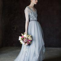 """Свадебное платье """"Вода"""""""