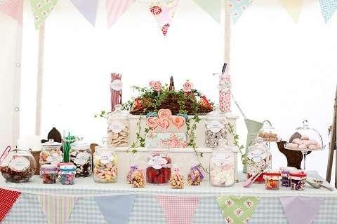 #оформлениесвадьбы #самара #красиваясамара #кэндибар #candybar - фото 11118902 Fleur-de-lis цветочная мастерская