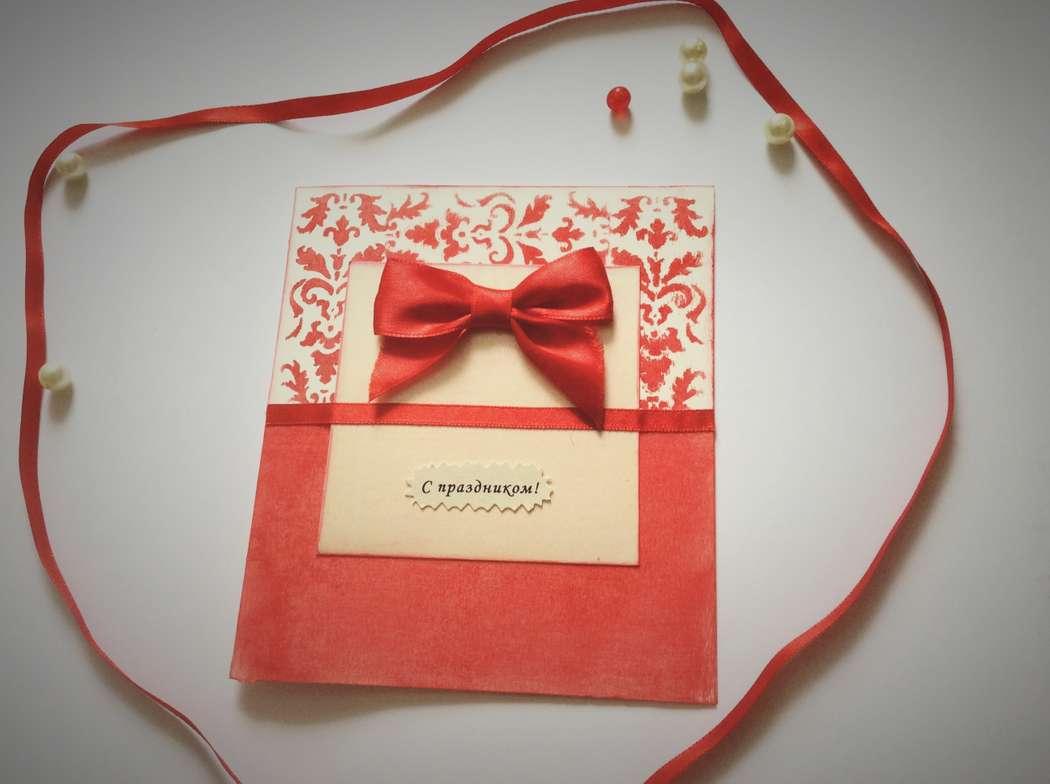 Фото 6123661 в коллекции Открытки, которые также могут быть использованы в качестве пригласительных - Пригласительные ручной работы Cardmaking_simf