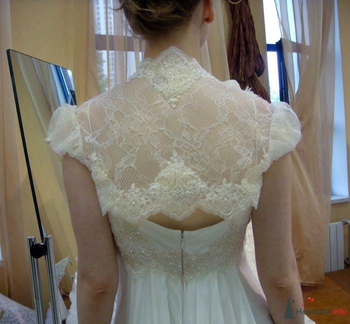 Платье №1, болеро сзади - фото 26556 malysh_eva