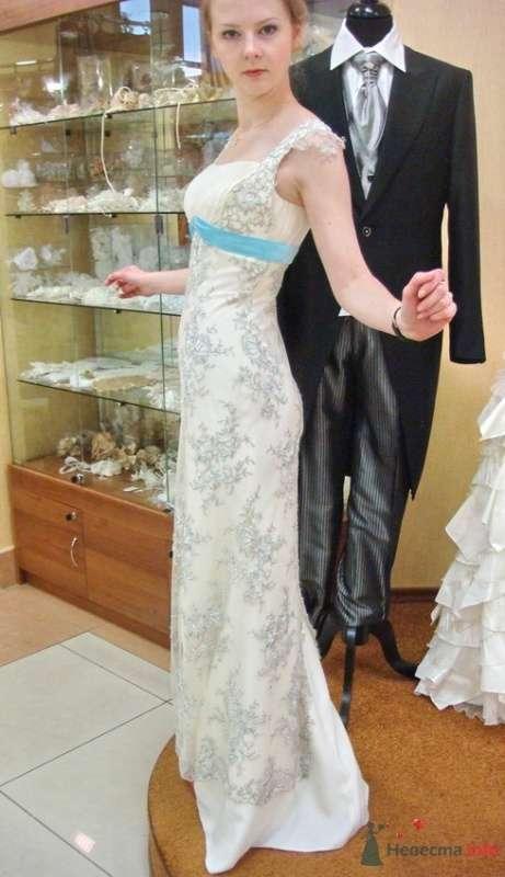 Платье №2, вид сбоку - фото 26560 malysh_eva