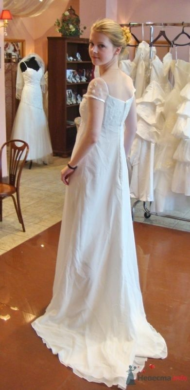Платье №7, сбоку - фото 27600 malysh_eva