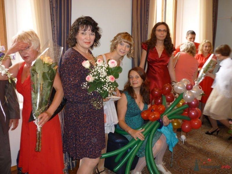 Фото 36405 в коллекции Оленька и Андрюша :) Свадьба! - malysh_eva