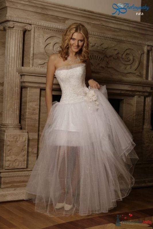 Фото 33244 в коллекции Свадебные платья
