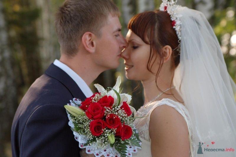 Фото 42843 в коллекции Моя свадьба
