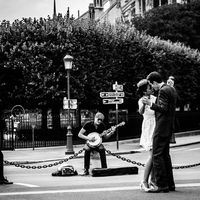 Франко-филлипинская свадьба в Париже
