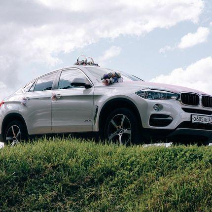 Прокат автомобиля BMW X 6, цена за 1 час