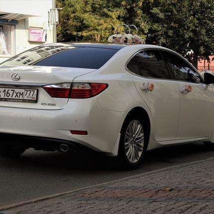 Lexus ES в аренду