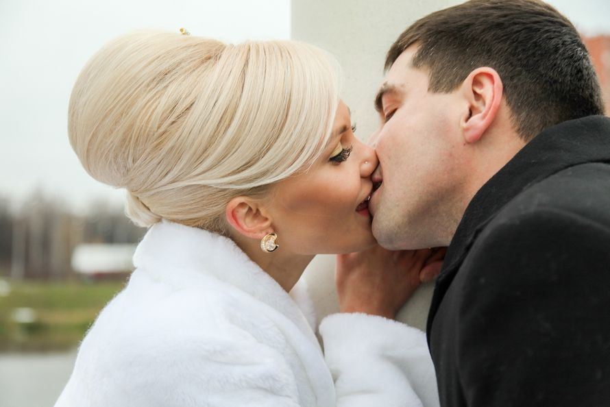 Поцелуи от блондинок фото статью