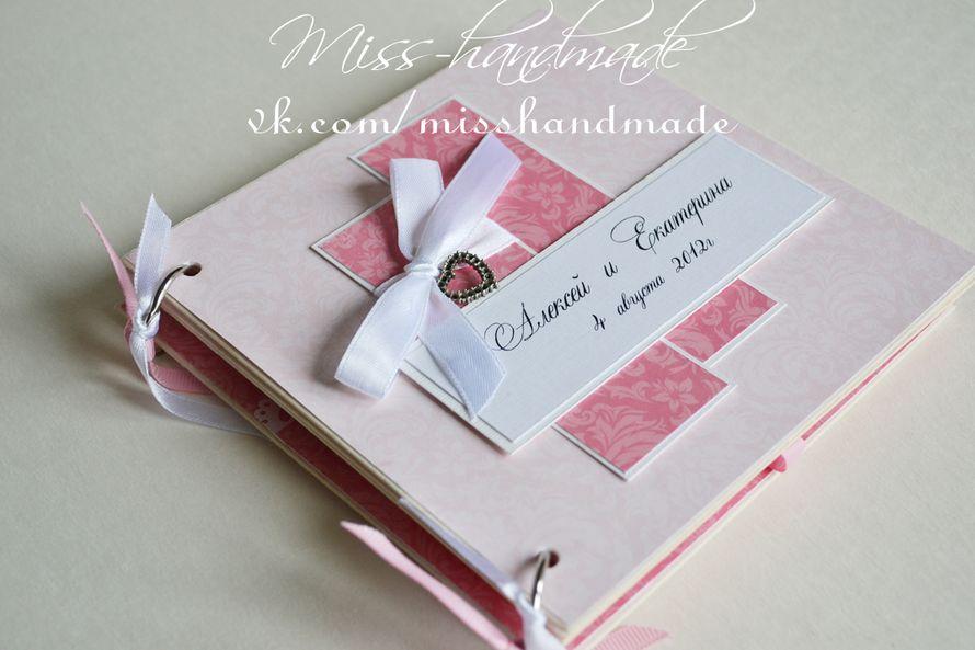 Фото 597979 в коллекции Мини фото-альбомы. - Miss-handmade - свадебные аксессуары