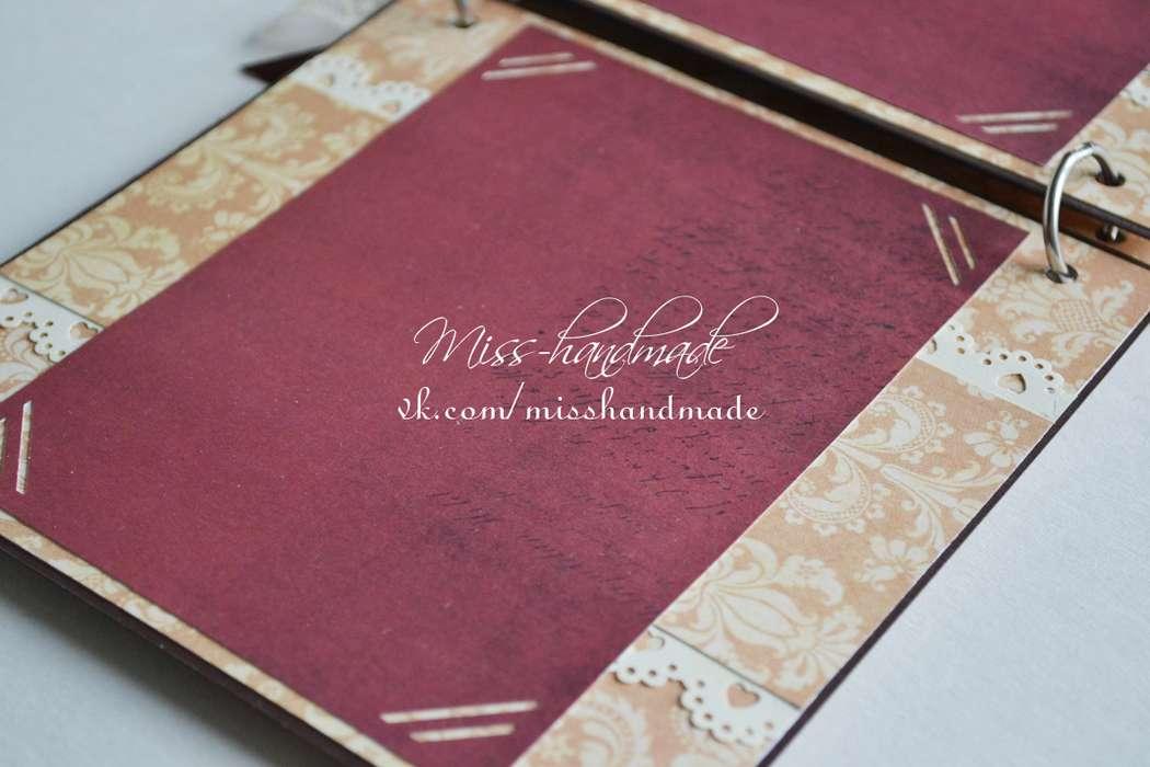 Фото 597985 в коллекции Мини фото-альбомы. - Miss-handmade - свадебные аксессуары