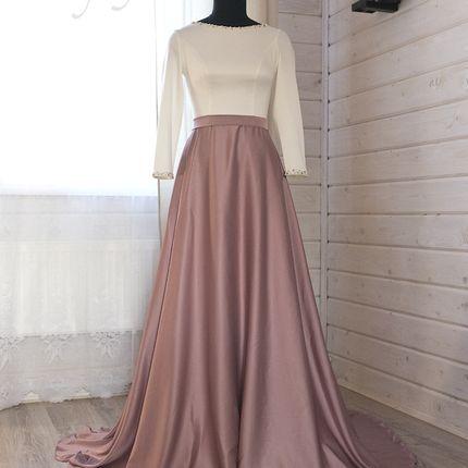 """Платье """"Мия"""" в цвете """"Чайная роза"""""""