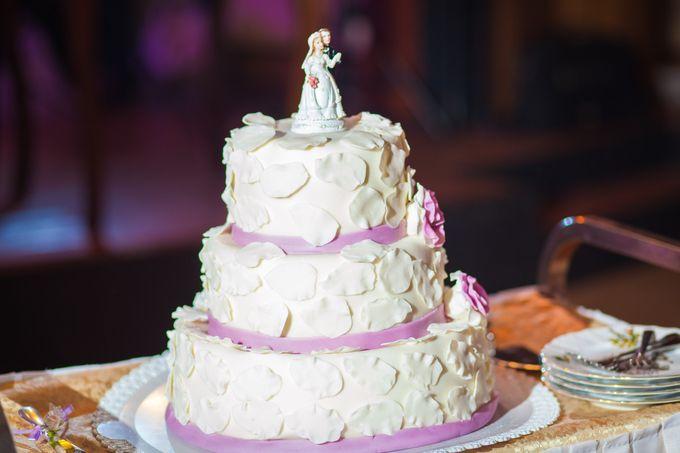 Многоярусные мастичные торты фото
