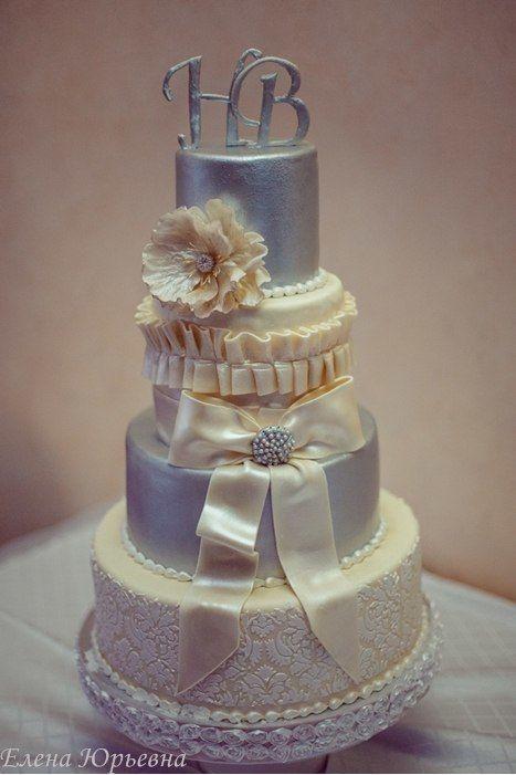 """Фото 6283673 в коллекции Свадебные торты - Мастерская тортов """"Вкус торжества"""""""