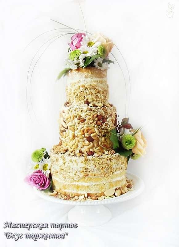 """Фото 6283733 в коллекции Свадебные торты - Мастерская тортов """"Вкус торжества"""""""
