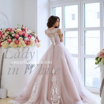 Свадебное платье, модель 9170П