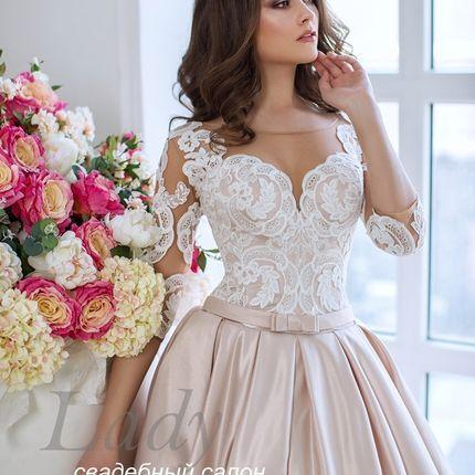 Свадебное платье, модель 9135П