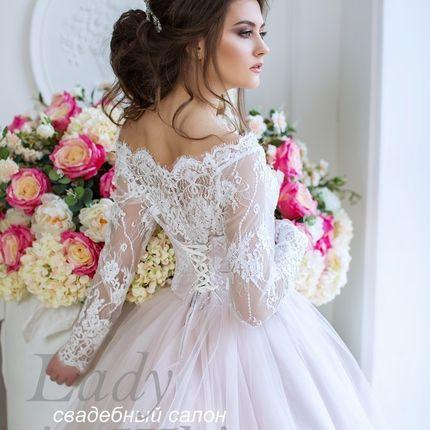 Свадебное платье, модель 9130П