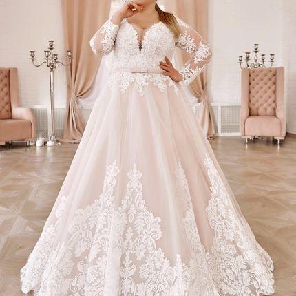 Гламурное платье Натали