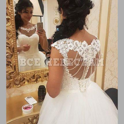 Свадебное платье, модель Кира