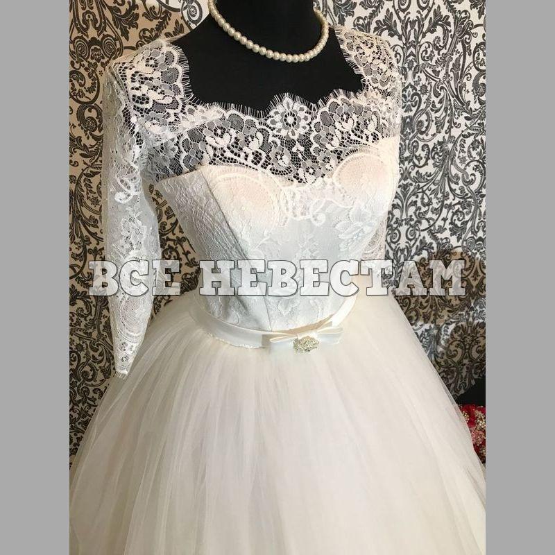 Свадебное платье, модель Сара