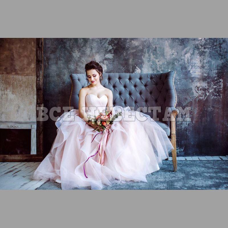 Свадебное платье, модель Агата