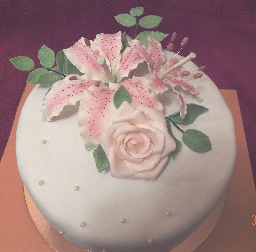 Фото торт полтава