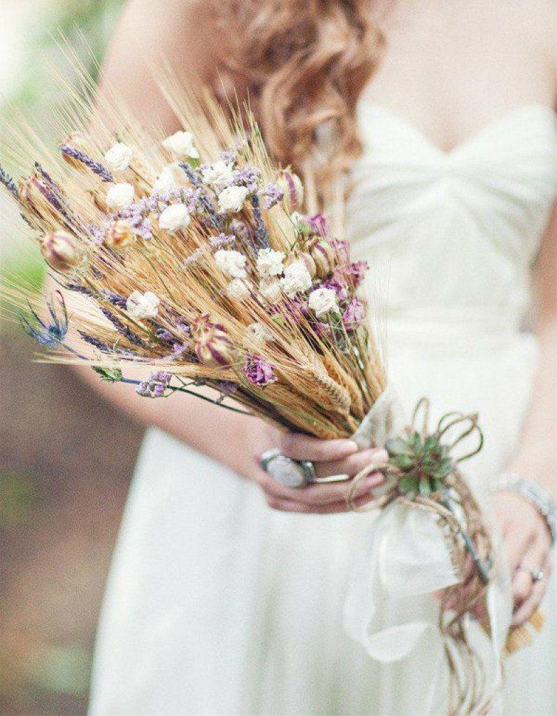 Фото 6373359 в коллекции Свадебные букеты из живых цветов. Цвет: Природный,Полевой - Свадебные Брошь букеты от Наталии Скворцовой