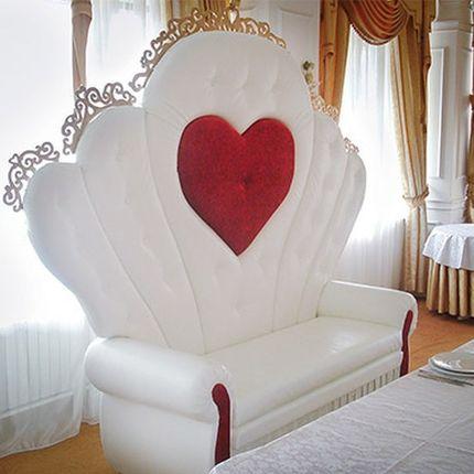 Свадебный трон