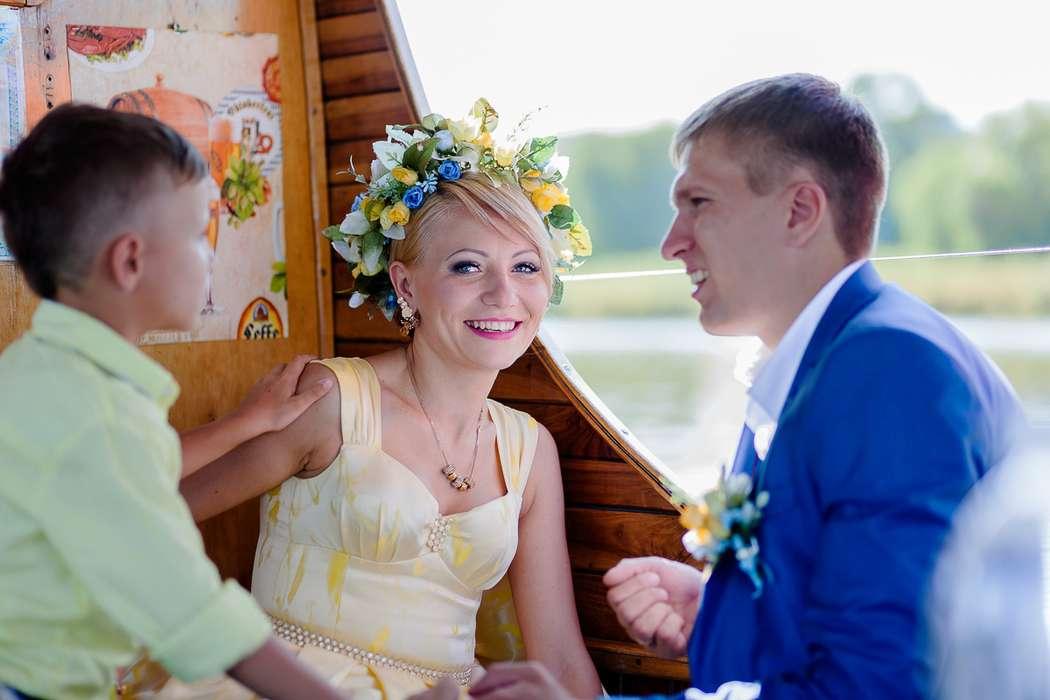 Фото 10058078 в коллекции Побывать на свадьбе - Фотограф Анна Задорожняя