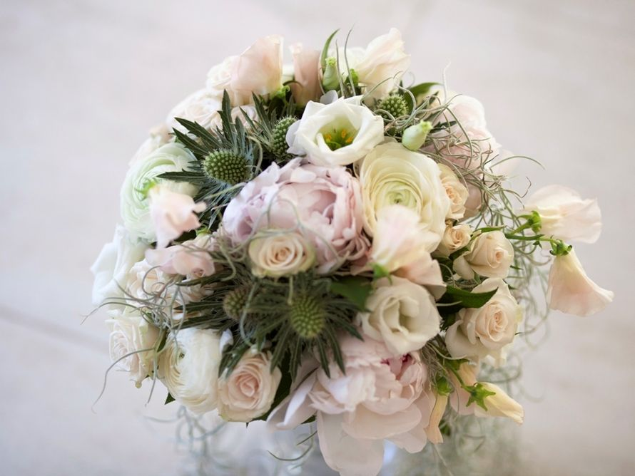 Букет Невесты - фото 8031568 Оформление свадеб – Beauty flowers