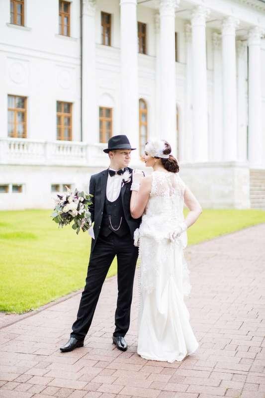 Фото 16608070 в коллекции Свадьба в стиле Гэтсби - Оформление свадеб – Beauty flowers