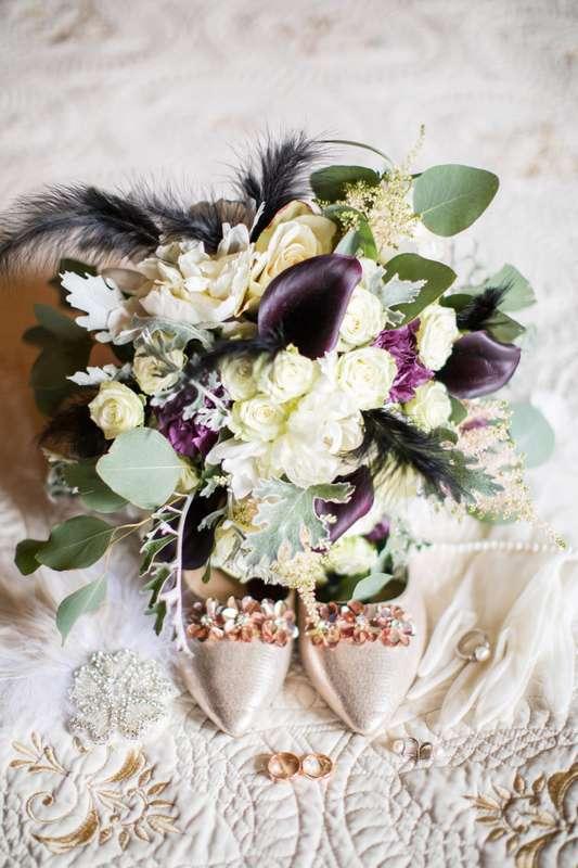 Фото 16608076 в коллекции Свадьба в стиле Гэтсби - Оформление свадеб – Beauty flowers