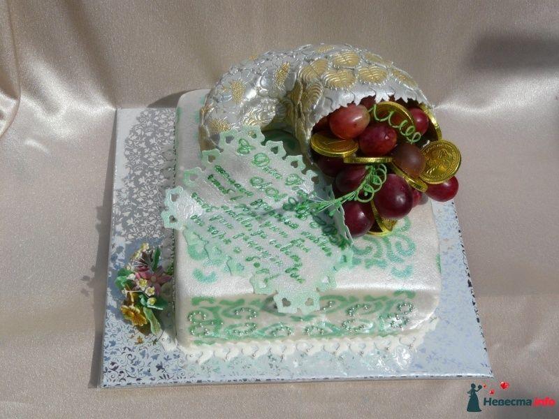 """Рог изобилия - фото 430777 """"Gala S"""" - свадебные торты"""