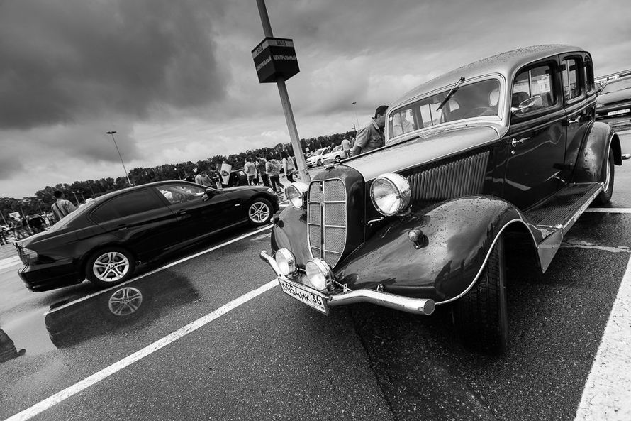 Фото 6446194 в коллекции фото с мероприятий - Ретро клуб Победа - аренда автомобилей