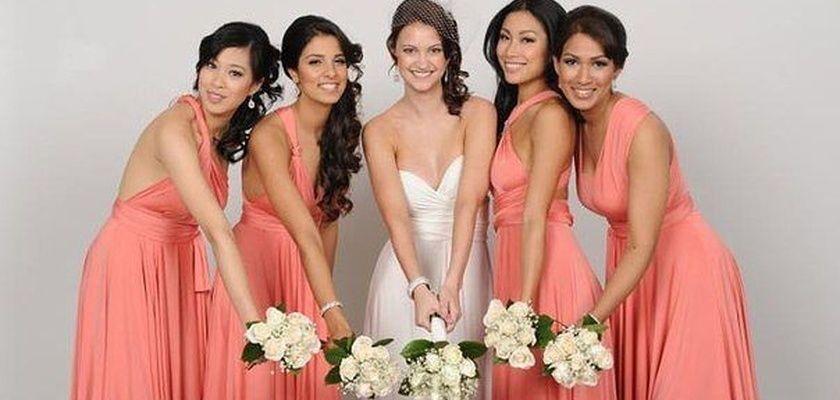 Фото 6447526 в коллекции Платья-трансформеры для подружек невесты - Платья-трансформеры для подружек невесты STOEMAMI