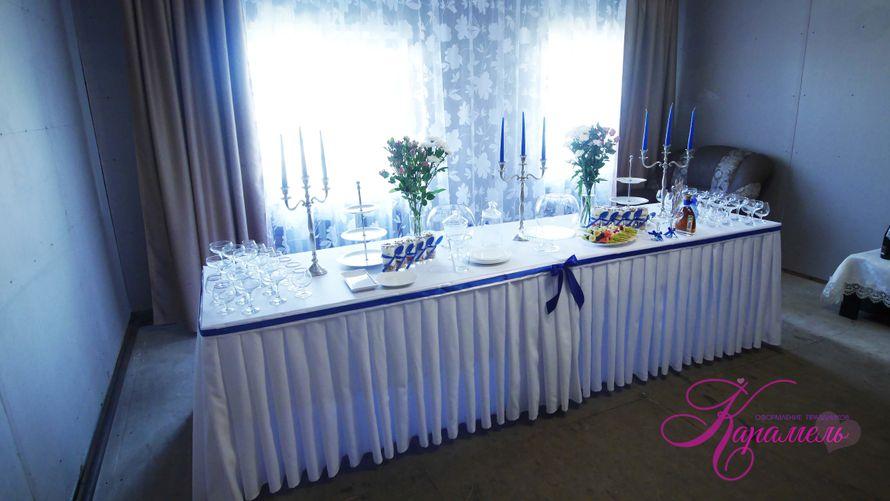 """Фото 6549732 в коллекции Синяя свадьба - Студия оформления праздников """"Карамель"""""""