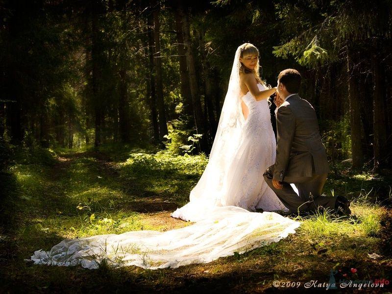 Фото 62654 в коллекции Свадьба мечты Жанны и Ильи
