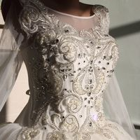 Свадебное платье коллекции 2018 года