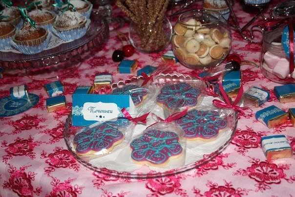Фото 6586850 в коллекции Вкусный candy bar на свадьбе - Студия декора и флористики  - Malina group