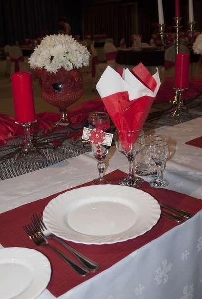 Фото 6586876 в коллекции Оригинальная красная свадьба - Студия декора и флористики  - Malina group